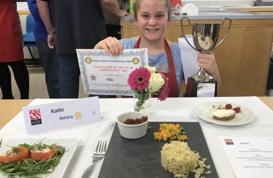 Winner Katie